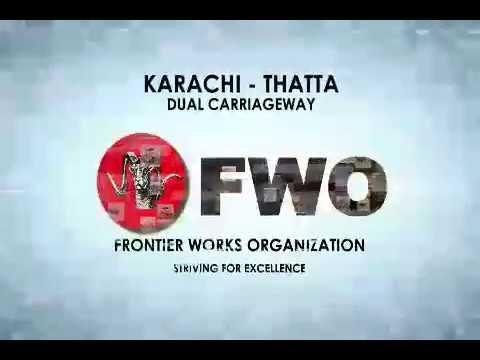 Karachi Thatta Dual Carriageway