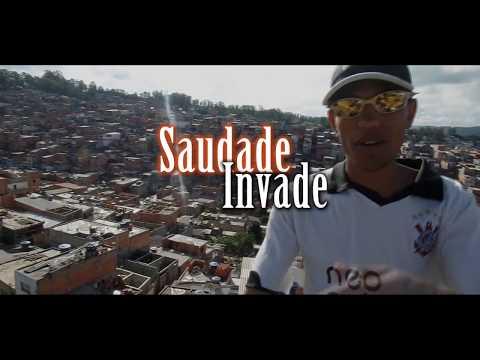 Mc Magrão da Z/o Perus ( VIDEO CLIPE 2018 ) Saudade Invade