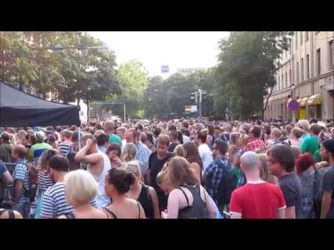 Kallio Block Party 2014 - Helsinki, Finland