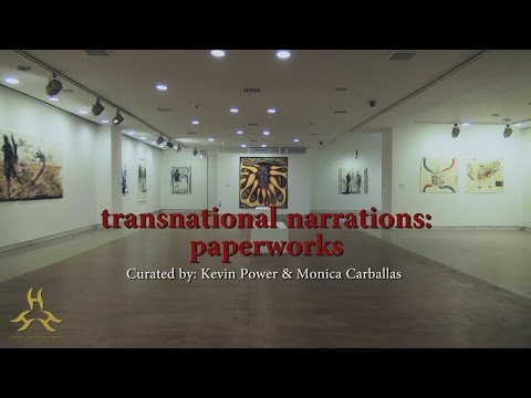 transnational narrations : paperworks