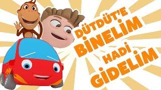 KUKULİ - DüTDüT'e Binelim Hadi Gidelim - çizgi film çocuk Şarkıları 2017
