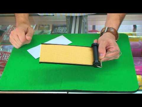 Money Printer Magic Trick - YouTube