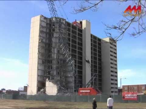 The Last Cabrini-Green Highrise Demolition, Pt. 2
