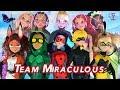 Ladybug Team Miraculous Date Cat Noir Queen Bee Rena Rouge Carapace Mayura Doll Season 2 Episode