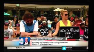 Zack on SportsNation May 1, 2015