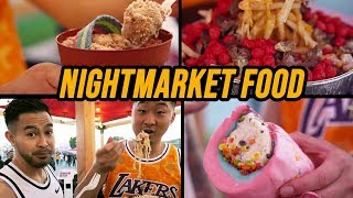 best dishes at the biggest asian night market in america fung bros
