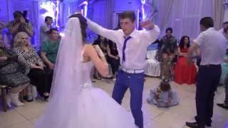Танец жениха с невестой (Dianna&Yurii) - цыганская свадьба