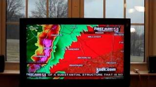 ksdk severe weather coverage hd video test