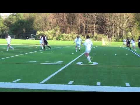 Gabi Prisco Soccer Highlights UPDATED   Class of 2017   West Haven High School