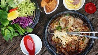 Jn Bun Bo Hue  Vietnamese Spicy Beef Noodle Updated
