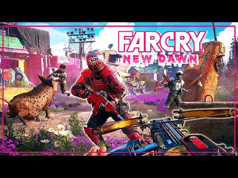 FAR CRY NEW DAWN - NUEVO MUNDO! thumbnail