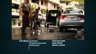 CSI: Miami [Trailer/Promo] - New Episode - 9x19 - Caged - 04/10/11 - On CBS - HD