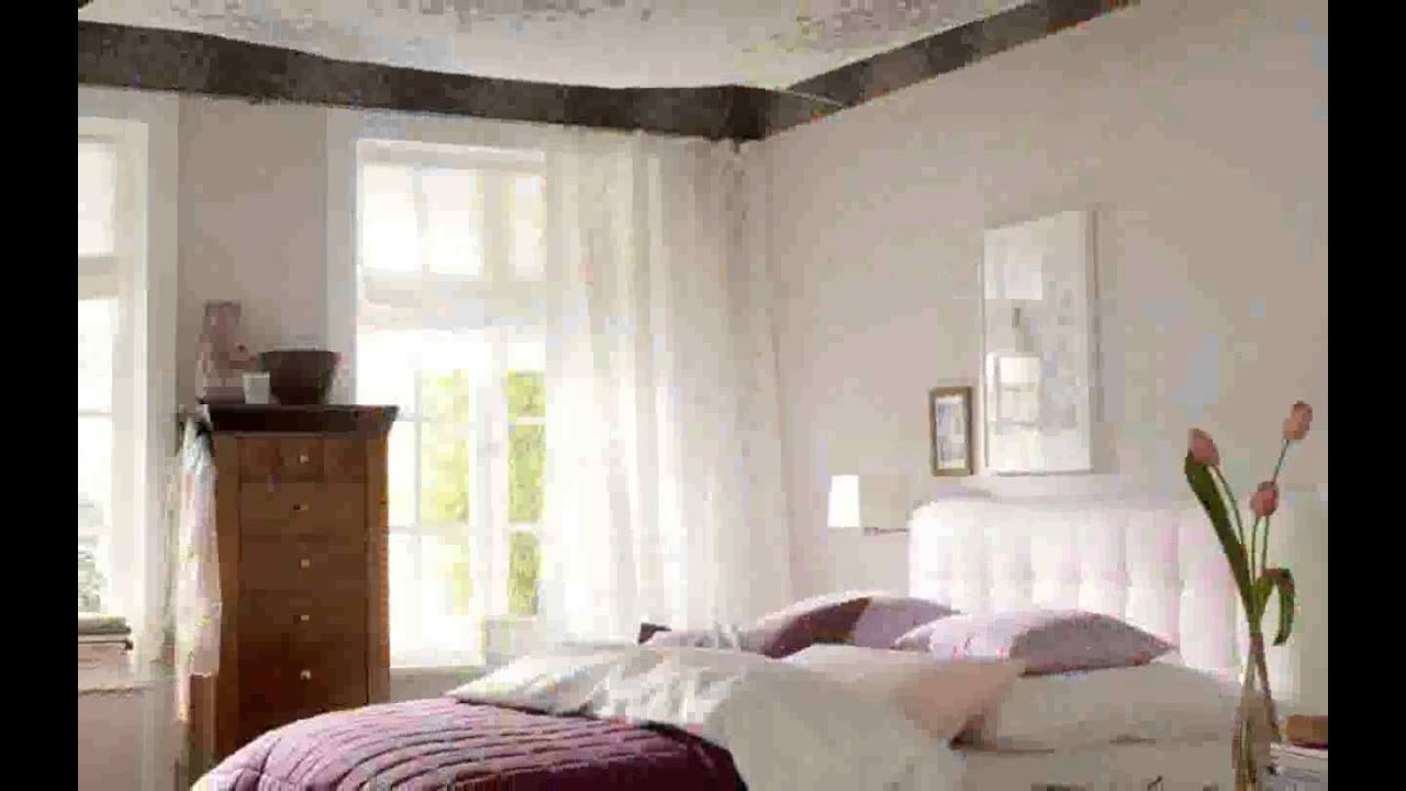 Schlafzimmer Deko Ideen - inspiration - YouTube