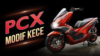 Modifikasi: Honda PCX Bobber Style