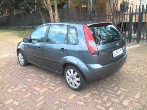 2005 ford fiesta 1 6i ghia 5 door auto for sale on auto. Black Bedroom Furniture Sets. Home Design Ideas
