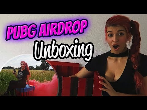 Real Life PUBG Airdrop! | Unboxing