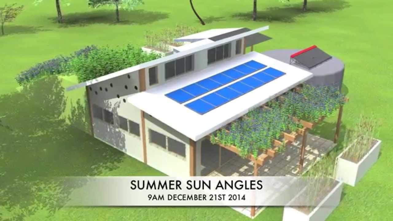 sustainable small house design comp community winners - youtube