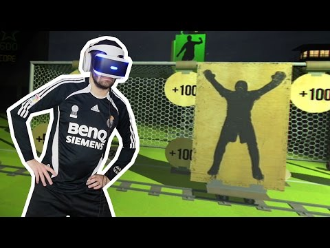 DE CABEÇA NAS BOLAS ( ͡° ͜ʖ ͡°) HEADMASTER, no PlayStation VR!