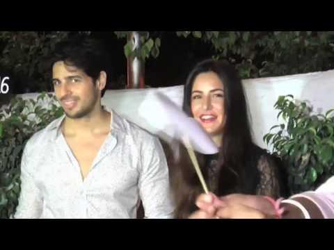 Katrina Kaif Hot Kissing Scene Sidharth Malhotra | Baar Baar Dekho thumbnail