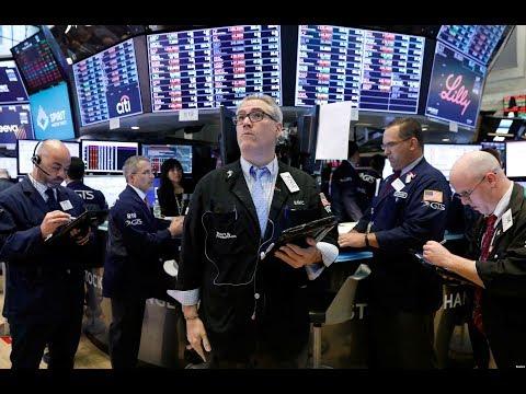 VOA连线(方冰):中国经济数据和美中贸易战影响美指表现