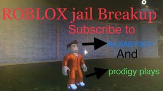 ROBLOX Gefängnispause Ich bekomme nie, um Sachen zu rauben