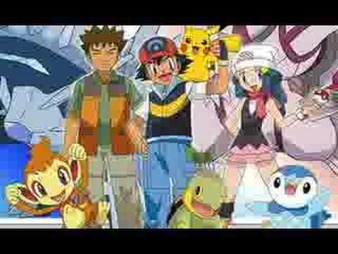 Together - Pokemon DP Spanish Fan Sub (STEREO)