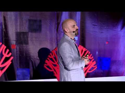 TEDxVorobyovy-Gory - Boris Mamlin - The City is, where I am now