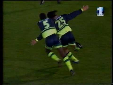 15J :: Sporting - 4 x Braga - 1 de 1998/1999