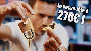 Casse-tête à 9€ VS casse-tête à 270€ ! La suite (enfin... depuis le temps...)