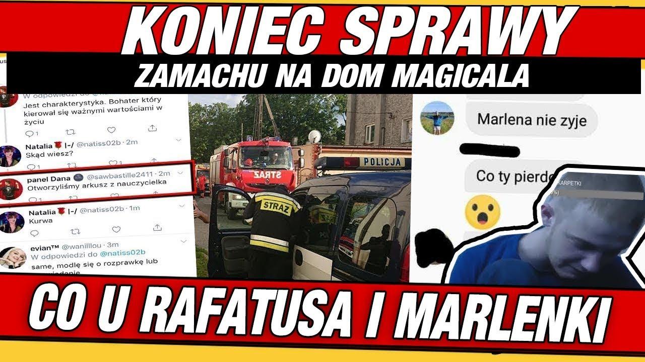 Wyciek Egzaminów, Bomba u Magicala oraz Marlenka zagi*ła?