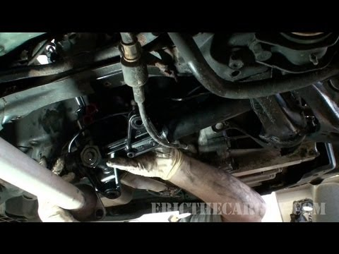 1999 Civic Power Steering Rack Replacement Part 2