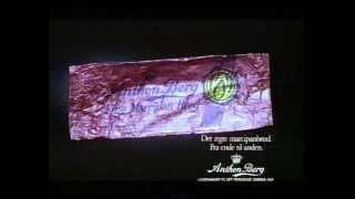 Anthon Berg marcipanbrød reklame (1994)