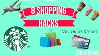 Shopping HACKS - Starbucks and MORE!