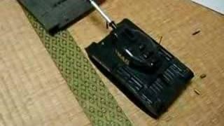 ニチモ Mー46パットン戦車