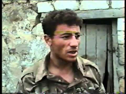 Русский который сражался за Азербайджан в Карабахе