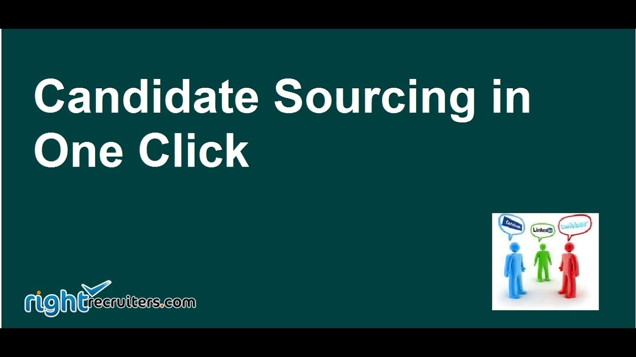 resume How To Get Resumes From Job Portals rightrecruiters com how to source candidates from job portals social media youtube