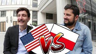 USA VS POLSKA - JAKIE SĄ RÓŻNICE MIĘDZY POLSKĄ A USA. - Vonsky i Wapniak