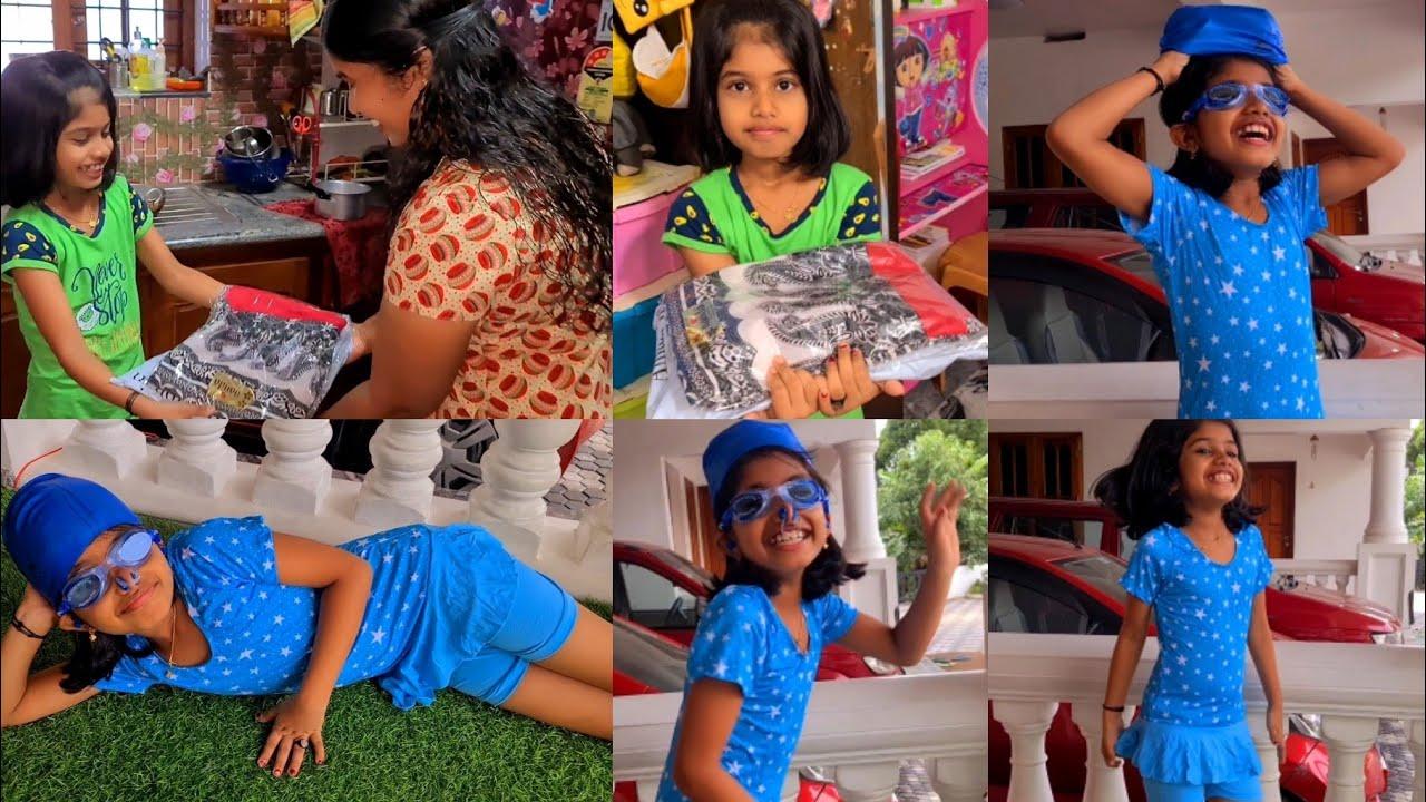 Download #PriyaAuntyക്ക് #B'daySurprise ആദ്യമായിട്ട് #Tiyakutty #SwmmingSuitട്ട് #Resortട്ടിൽനീന്താൻപോവുകയാണ്