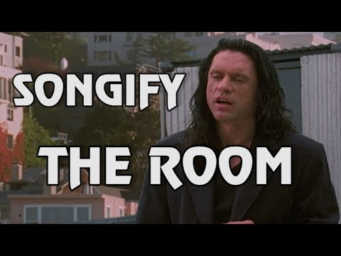 Songify The Room (Youre Tearing Me Apart)