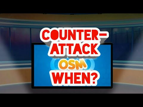 When to play counter-attack | osm tactic