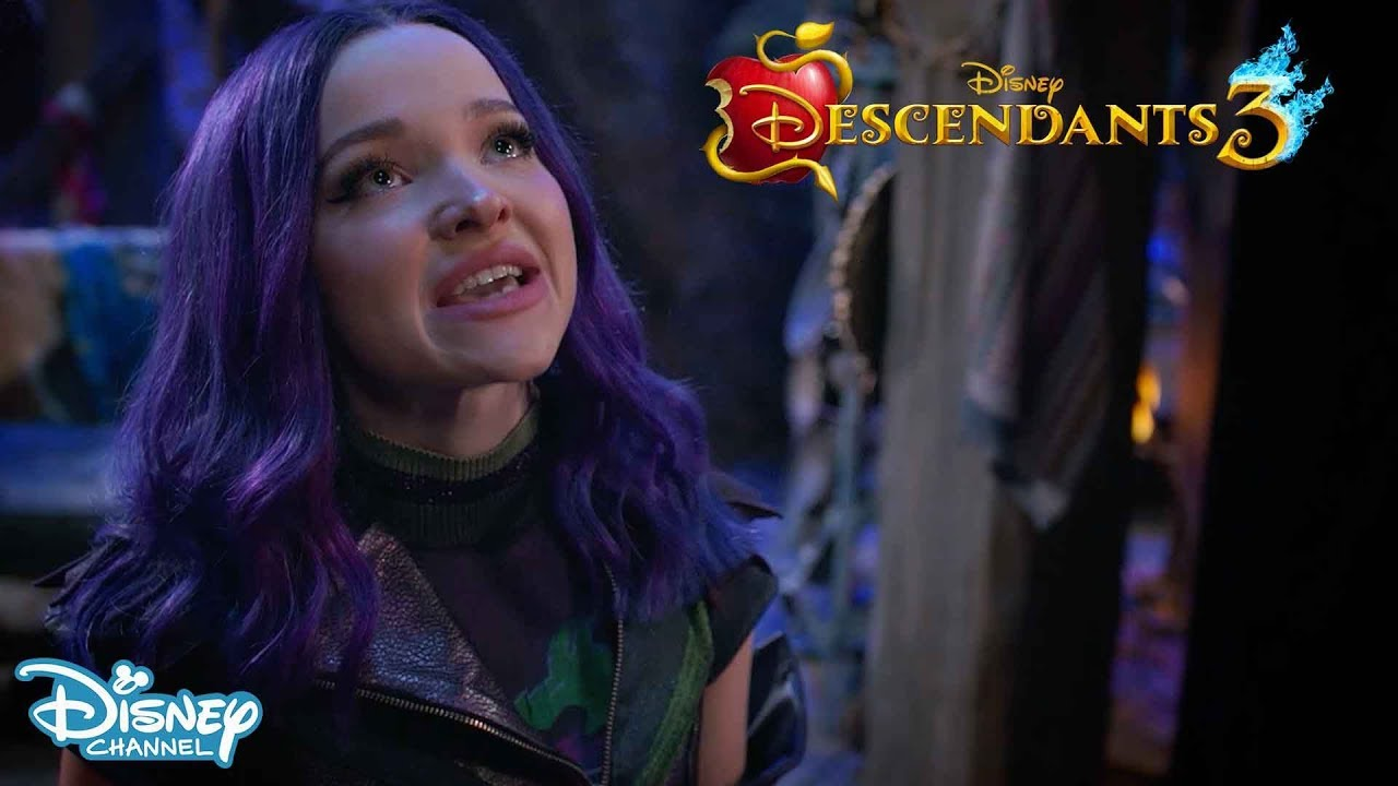 It's good to be bad! Descendants 3 is coming to Disney