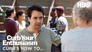 How to Pick A Fight | Curb Your Enthusiasm | Season 9 2017 Video