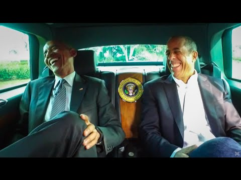President Obama to appear in Comedians in Cars Getting Coffee w/ Jerry Seinfeld (Season 7)