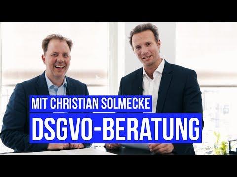 DSGVO-Beratung: Christian Solmecke und Pascal Feyh