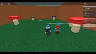 Roblox Mario Adventure (partie 1)