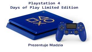 Rozpoczynam przygodę z PlayStation 4! (Days of Play Limited Edition)