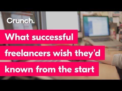 What Successful Freelancers Wish They'd Known From The Start | Crunch