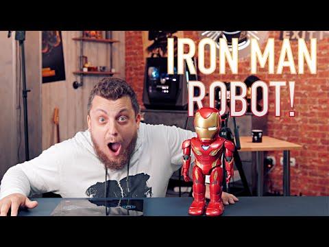 ELDOBOD AZ AGYAD! | IRON MAN MK50 by Ubtech