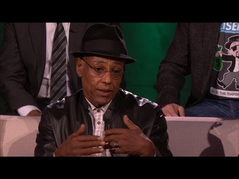 Giancarlo Esposito on Gustavo Fring: Talking Bad