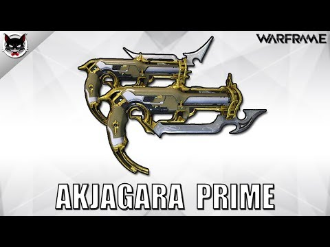 Warframe Weapon Build - Akjagara Prime [ อ๊าค~!!! จั๊กกะแร้ ไพรม์ ] | (NW : 24.3) | by ลุงแมว thumbnail